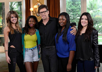 American Idol 2013 Spoilers - Top 4 Results