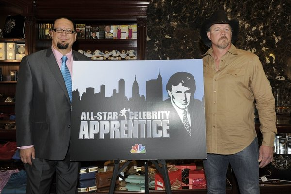 'Celebrity Apprentice' Live Finale - gettyimages.com