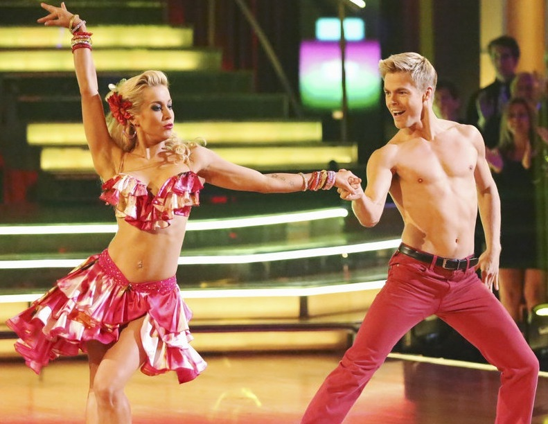 Dancing with the Stars 2013 Predictions: Week 8 Elimination Results