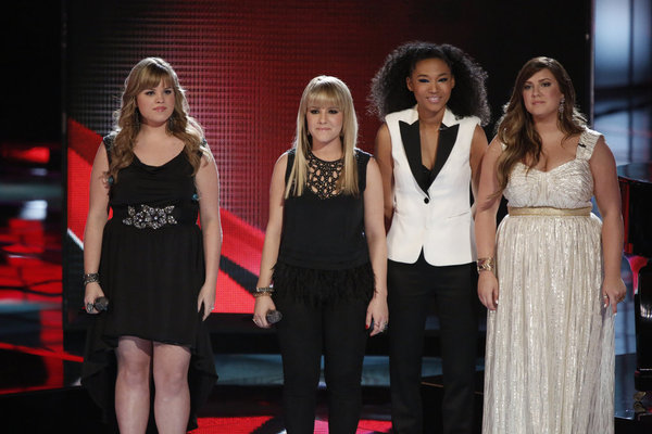 Who Got Voted Off The Voice 2013 Season 4 Last Night? Top 8