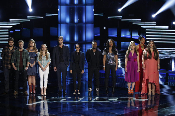 Who Got Voted Off The Voice 2013 Season 4 Last Night? Top 10