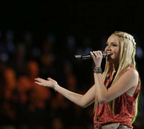 Danielle Bradbery on The Voice