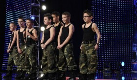 America's Got Talent 2013 Auditions: Struck Boyz Dance To Vegas