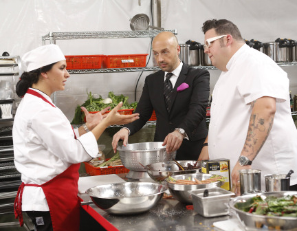 Who Went Home On MasterChef 2013 Season 4 Last Night? Week 6