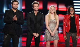 The Voice 2013 Season 4 Spoilers Best Performances of the Top 3