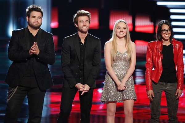 The Voice 2013 Season 4 Spoilers: Best Performances of the Top 3 (VIDEO)