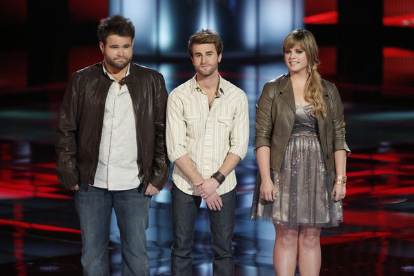 Who Got Voted Off The Voice 2013 Season 4 Last Night? Top 6