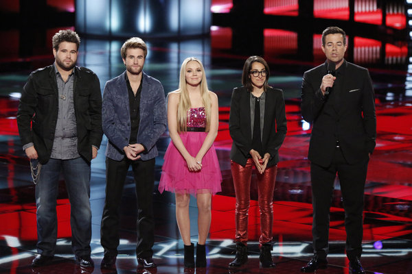Who Won The Voice 2013 Season 4 Last Night?