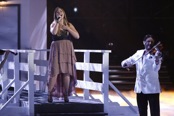 The Voice 2013 Season 4 Spoilers: Holly Tucker Exit Interview (VIDEO)