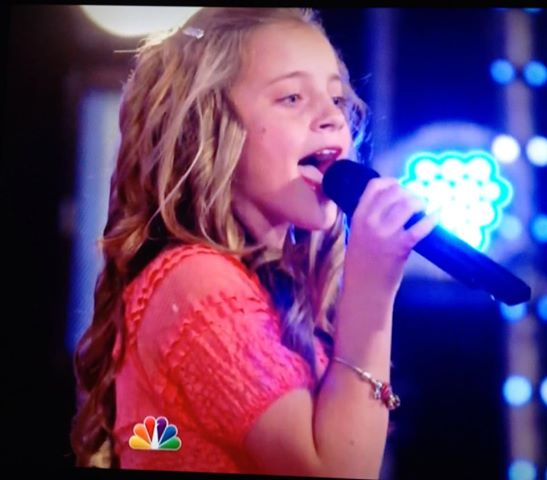 America's Got Talent 2013 Auditions: Chloe Channell Audition (VIDEO)