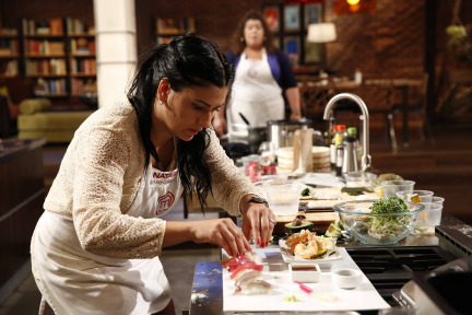 MasterChef 2013 Season 4 - Week 10