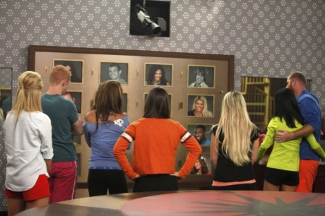 Big Brother 15-Day 16 Wall