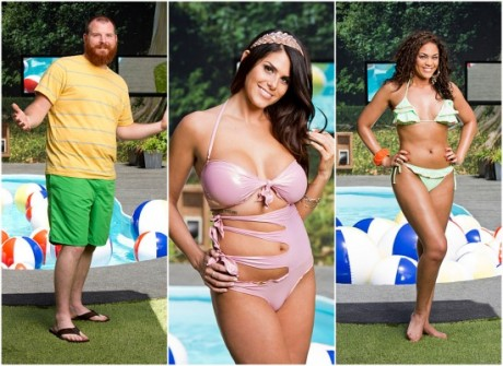 the final three nominees for Week 6 on Big Brother 2013 last night