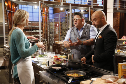 Who Went Home On MasterChef 2013 Season 4 Last Night? Week 12