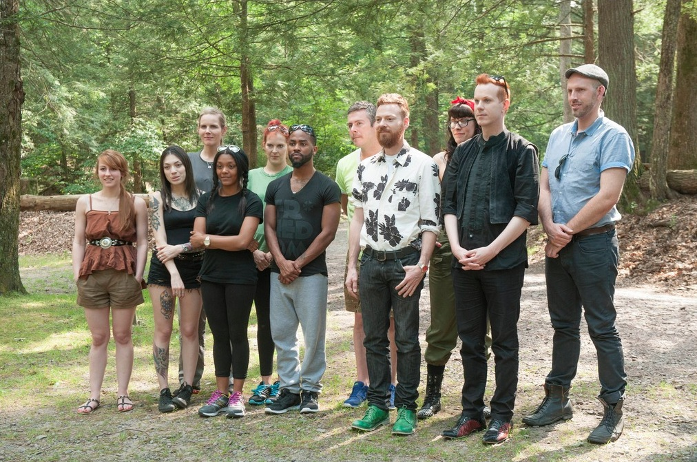 Project Runway 2013 Recap: Episode 6 – Let's Go Glamping!