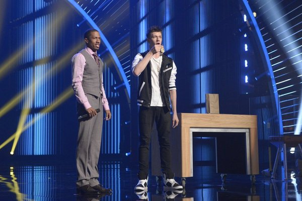 AGT 2013 Spoilers: Collins Key Performs in Top 12 (VIDEO)