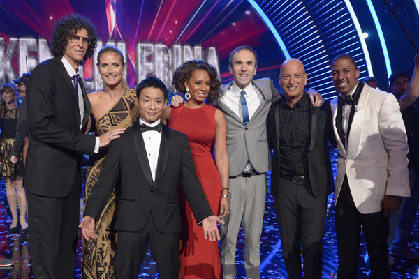 Who Won America's Got Talent Season 8 Last Night?