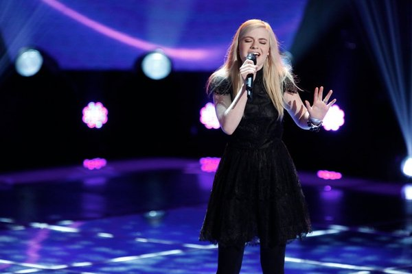The Voice 2013 Season 5 Spoilers Holly Henry Audition Video