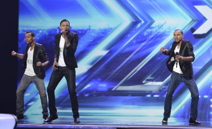 The X Factor USA Season 3 Spoilers: AKNU Audition (VIDEO)