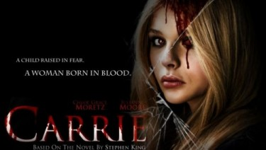 "At The Movies This Weekend, Who's On Second? Will it be Stephen King's ""Carrie"" ?"