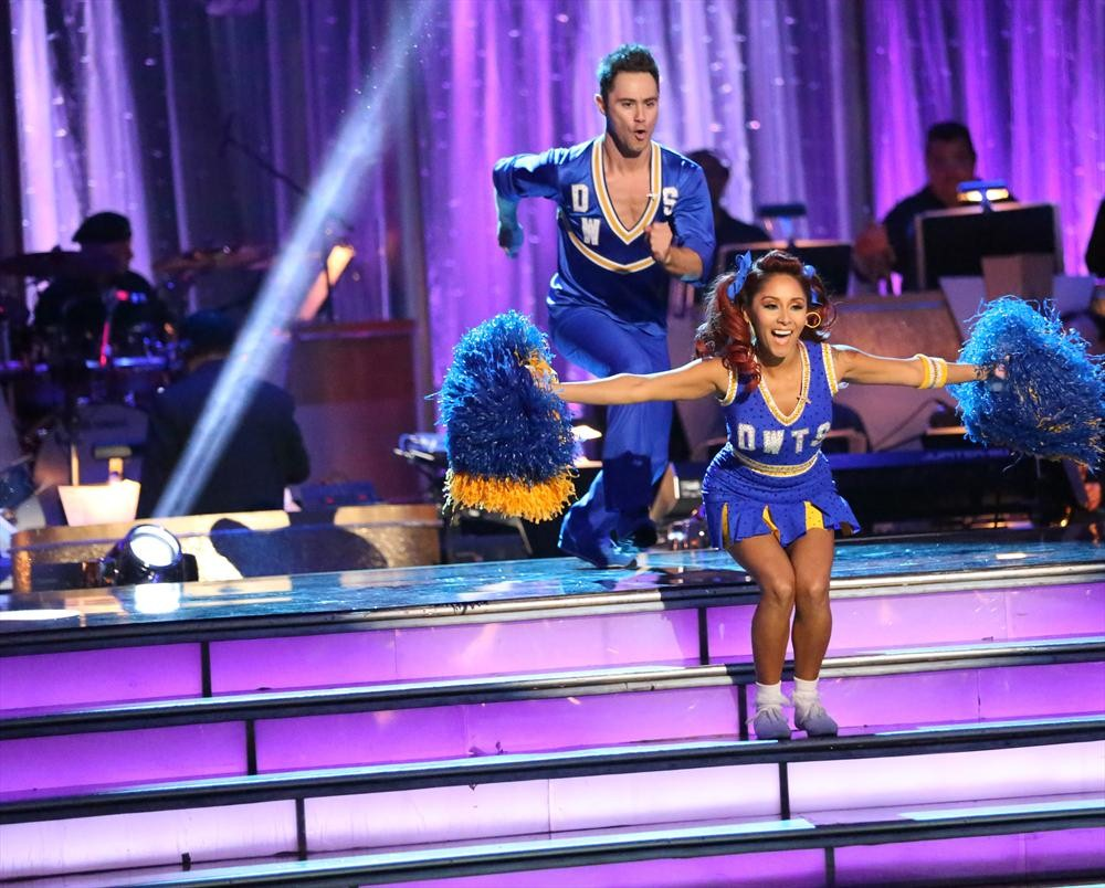 Dancing with the Stars 2013 Spoilers: Week 5 – Snooki and Sasha (VIDEO)