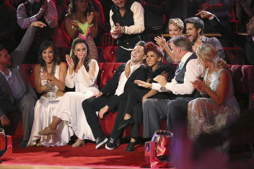 Who Went Home On Dancing with the Stars 2013 Last Night? Week 6
