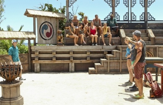 Who Was Eliminated On Survivor 2013 Tonight? Week 5