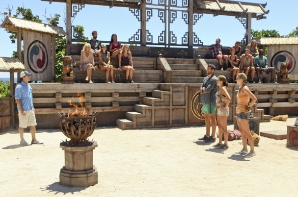 Who Got Voted Off Survivor 2013 Tonight? Week 7