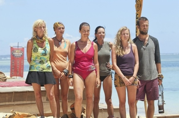 Who Was Eliminated On Survivor 2013 Tonight? Week 6
