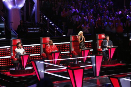 This post contains the voice season 5 spoilers from the battle rounds