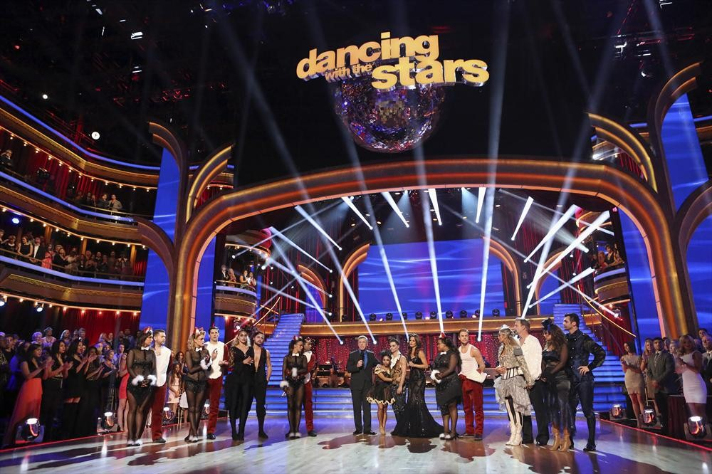 Who Went Home On Dancing with the Stars 2013 Last Night? Week 8