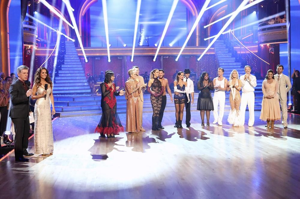 Who Went Home On Dancing with the Stars 2013 Last Night? Week 9