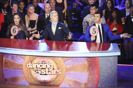 Who Got Eliminated On Dancing with the Stars Last Night