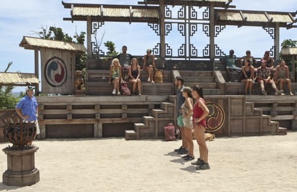 Who Got Voted Off Survivor 2013 Tonight? Week 8