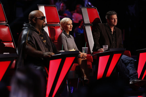 The Voice 2013 Season 5 Eliminations Top 10 Live Recap