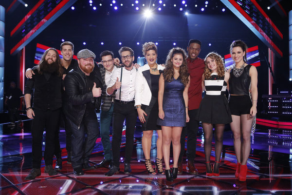 The Voice 2013 Season 5 Live Recap: Top 10 Performances (VIDEO)