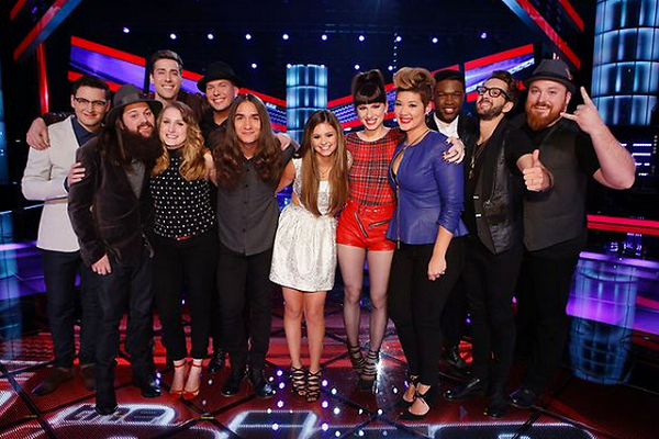 Who Went Home On The Voice 2013 Season 5 Last Night? Top 12