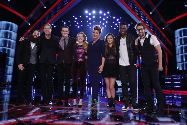 The Voice 2013 Season 5 Live Recap: Top 8 Performances (VIDEO)