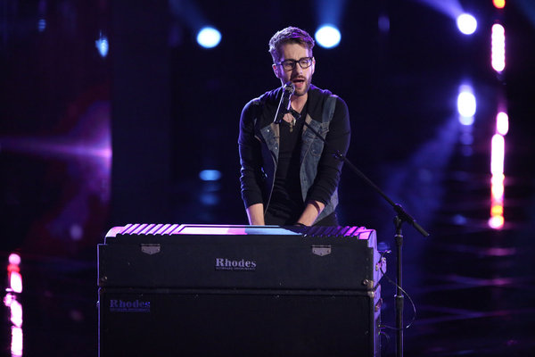 The Voice 2013 Season 5 Spoilers: Top 20 – Will Champlin (VIDEO)