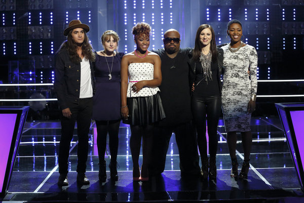 The Voice 2013 Season 5 Spoilers: Top 20 – Amber Nicole (VIDEO)