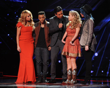 Who Went Home On The X Factor 2013 Season 3 Last Night? Top 8
