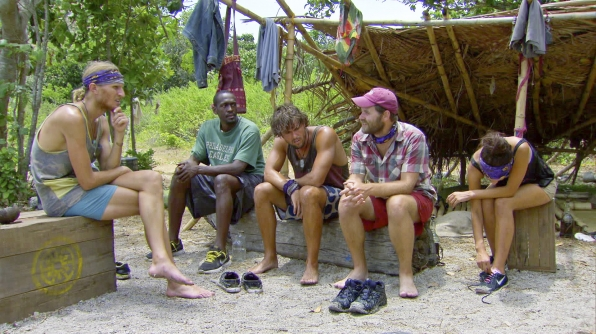 Who Was Eliminated on Survivor 2013 Last Night?-Episode 11