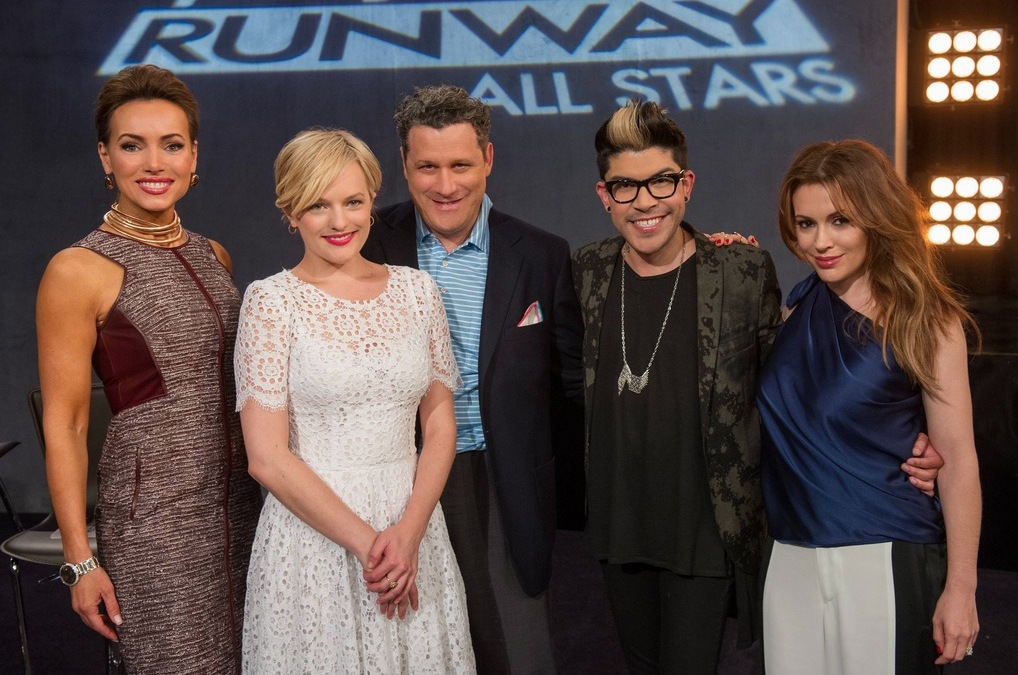 Who Got Eliminated On Project Runway 2013 All Stars Last Night? Week 7