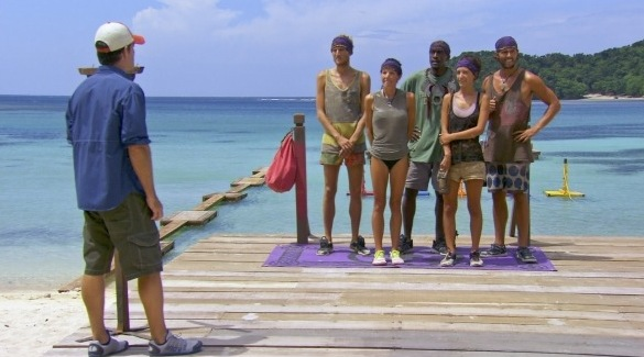 Survivor 2013 Spoilers: Week 13 Preview – Monica Is Swing Vote (VIDEO)