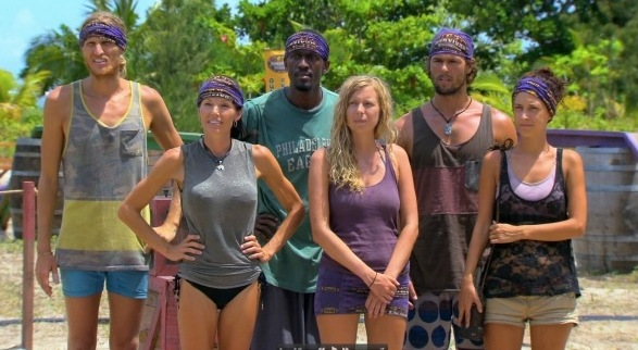 Who Got Voted Off Survivor 2013 Tonight? Week 12