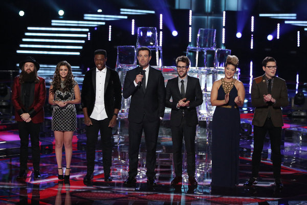 The Voice 2013 Season 5 Elimination Results: Top 6 Live Recap