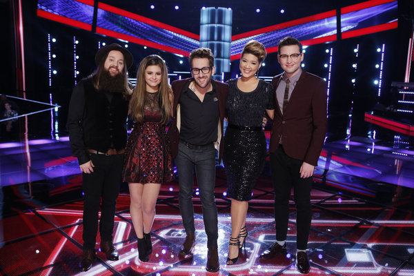 The Voice 2013 Season 5 Live Recap: Top 5 Performances (VIDEO)