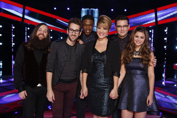 The Voice 2013 Season 5 Live Recap: Top 6 Performances (VIDEO)