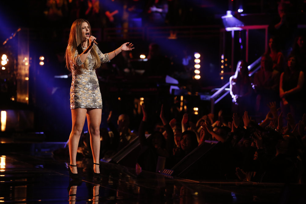 The Voice 2013 Season 5 Predictions: Jacquie Lee For The Win