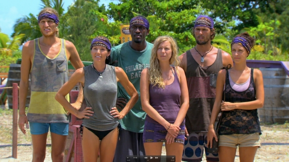 Survivor 2013 Spoilers Live Recap: Episode 12- Blind Elimination